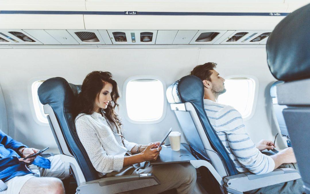 Trombosi in aereo: chi è a rischio e come si può prevenire