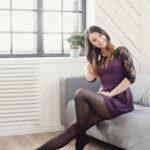Una calza elastica correttamente prescritta può dare molto sollievo